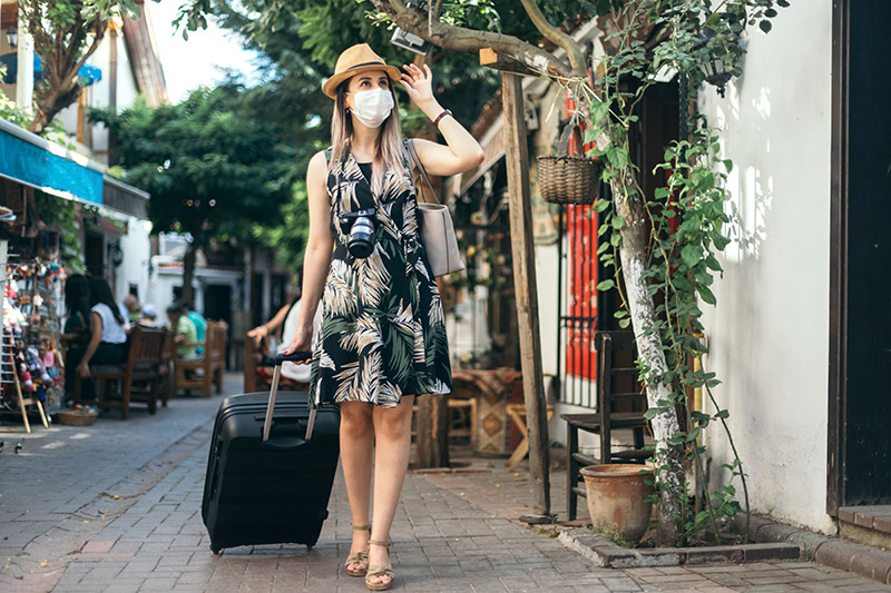 6 New Habits of Traveling After COVID-19